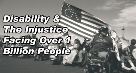 Disability and Injustice
